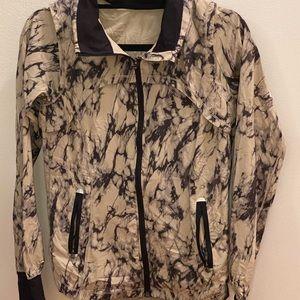 LULULEMON Miss Misty Jacket II Size 2  Multi Rain